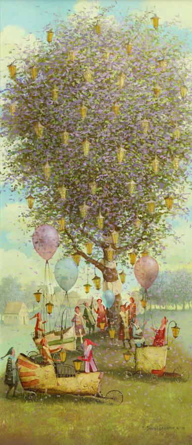 Šviesos medis