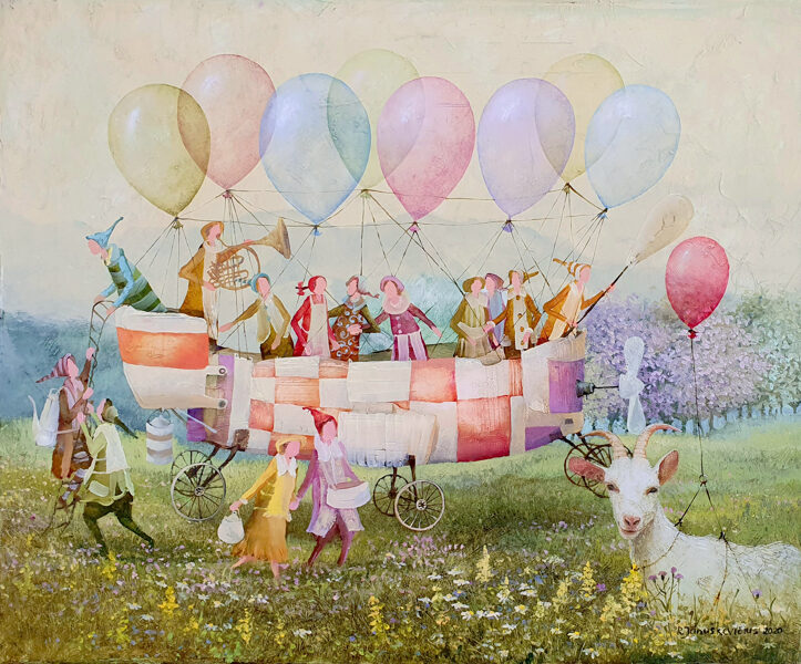 Balloonists